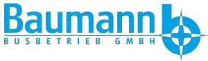 Baumann Busbetrieb GmbH Logo